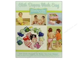 Cloth Diapers Made Easy Book