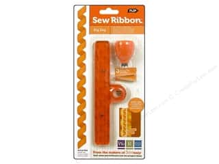We R Memory Sew Ribbon Tool &amp; Stencil Zig Zag