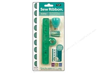 We R Memory Sew Ribbon Tool &amp; Stencil Scallop
