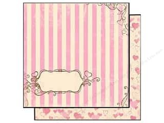 Bo Bunny Paper 12x12 Smoochable (25 sheets)