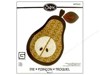 Sizzix Bigz Die Pear
