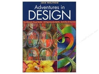 C&T Publishing Adventures In Design Book