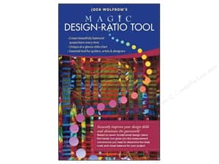 Dimensions: C&amp;T Publishing Magic Design Ratio Tool