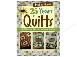 Leisure Arts Clearance Books: Leisure Arts Debbie Mumm 25 Years Of Quilts Book
