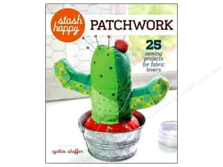 Clearance Blumenthal Favorite Findings: Lark Stash Happy Patchwork Book