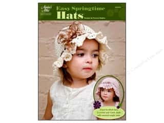 Patterns Clearance: Easy Springtime Hats Pattern