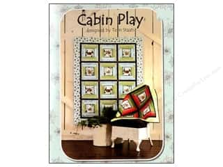 fall sale graphic 45: Cabin Play Book