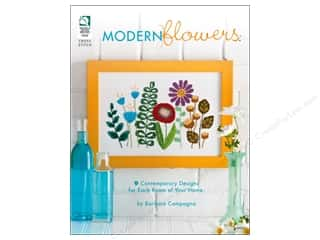 Modern Flowers Book