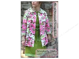Savannah Swing Jacket Pattern