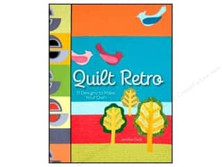 Quilt Retro Book
