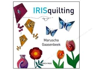 Quilting Books & Patterns: Search Press Iris Quilting Book