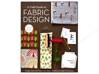 Stash By C&T A Field Guide To Fabric Design Book