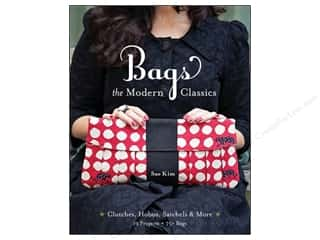Potter Publishing Purses & Totes Books: Stash By C&T Bags The Modern Classics Book