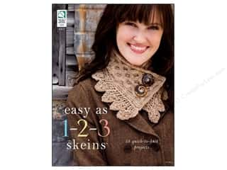 House of White Birches Brothers: House of White Birches Easy As 1-2-3 Skeins Book