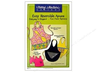 Easy Reversible Full Flair Apron Pattern