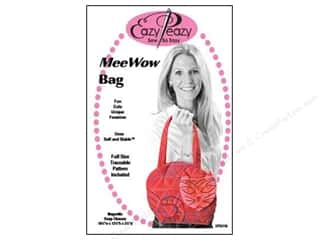 MeeWow Bag Pattern