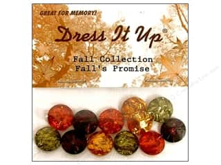 fall sale glue dots: Jesse James Embellishments Fall's Promise