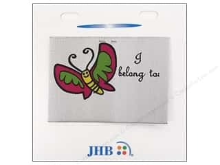 JHB Sweetheart Labels I Belong To 2pc
