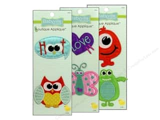 Babyville Applique