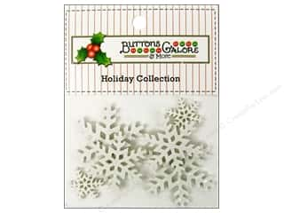 Buttons Galore Theme Christmas Blizzard