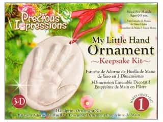 Darice Holiday Decor Ornament Kit My Little Hand