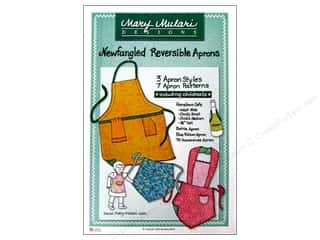 Newfangled Reversible Aprons Pattern