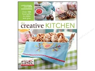 Tote Bag Brown: Leisure Arts The Creative Kitchen Book