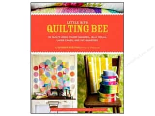 Little Bits Quilting Bee Book