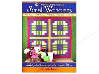 Thimbleberries: Thimbleberries Small Wonders Book