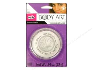 Tulip Body Art Face &amp; Body Paint White 0.64oz