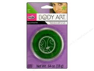 Stock Up Sale Paint: Tulip Body Art Face & Body Paint Green 0.64oz
