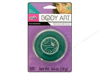Tulip Body Art Face & Body Paint Teal 0.64oz
