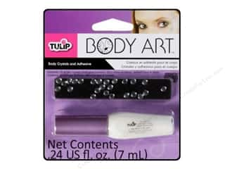Tulip Body Art Crystals & Adhesives