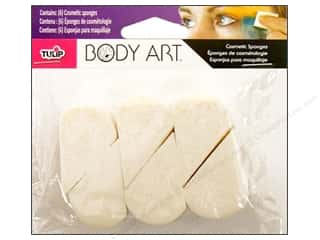 Tulip Body Art Sponges 6pc