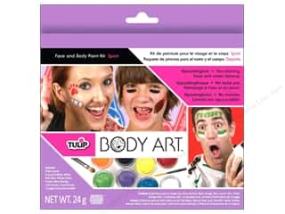 Weekly Specials Martha Stewart Stencils: Tulip Body Art Kit Face & Body Paint Sport