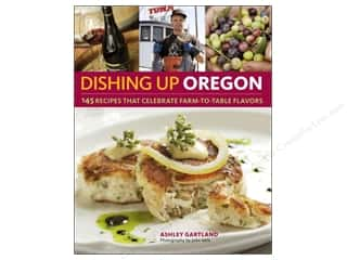 Cookbook Resources LLC Kitchen: Storey Publications Dishing Up Oregon Book