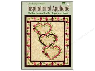 Books $5-$10 Clearance: Inspirational Applique Book