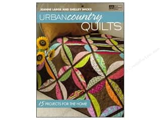 Books $5-$10 Clearance: Urban Country Quilts Book
