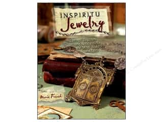 Clearance Red Heart Light & Lofty Yarn: Inspiritu Jewelry Book