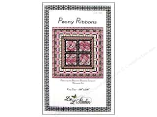 Peony Ribbons Pattern
