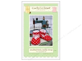 Quilted Baby Ankle Strap Pattern