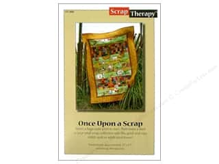 Scrap Therapy Once Upon A Scrap Pattern