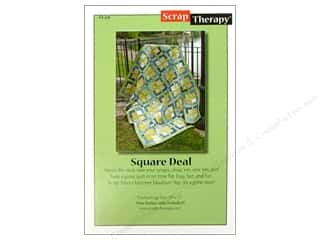 Hummingbird Highway, LLC: Hummingbird Scrap Therapy Square Deal Pattern