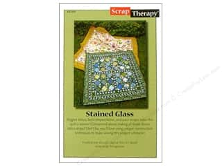 Scrap Therapy Stained Glass Pattern