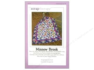 Scrap Therapy Minnow Brook Pattern
