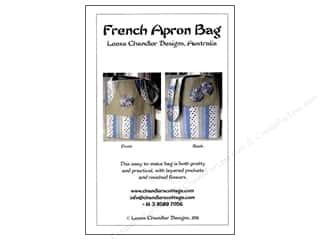 Tote Bag Flowers: Leesa Chandler Design French Apron Bag Pattern