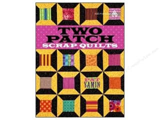 Two Patch Scrap Quilts Book