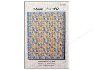 Finishes Glow: QuiltWoman.com  Moon Twinkle Pattern