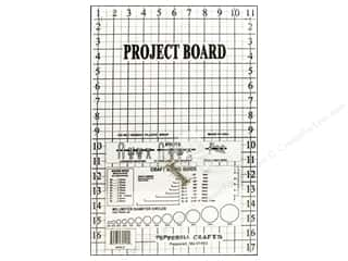 Pepperell Braiding Co. Black: Pepperell Macrame Project Board 11 x 17 in.
