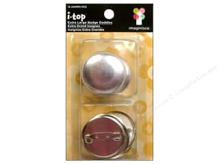 Imaginisce i-top Badge Daddies 34mm XL